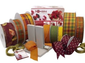 Ultimate Fall Ribbon Kit with Bowdabra – KIT-RBNBOW-16